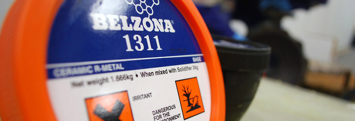 BELZONA 1311 – Ceramic R-Metal