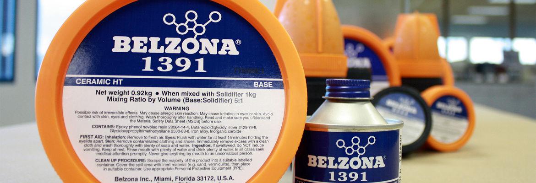 Belzona 1391 Ceramic HT