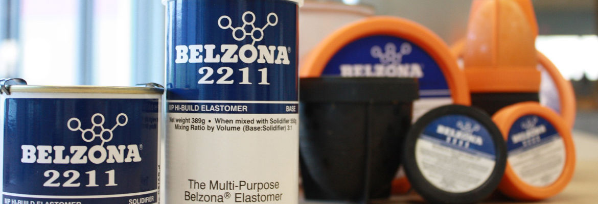 Belzona 2211 - MP Hi-Build Elastomer