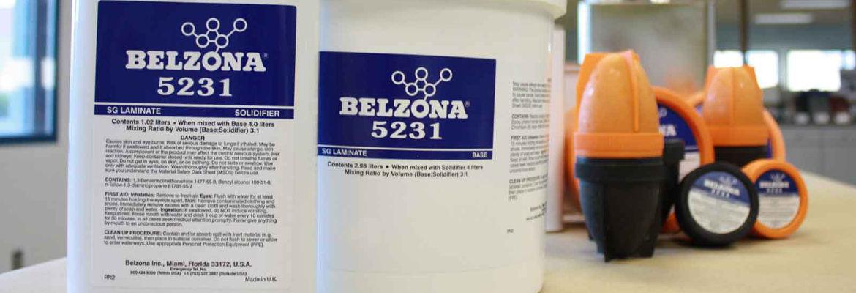 BELZONA 5231 – SG Laminate