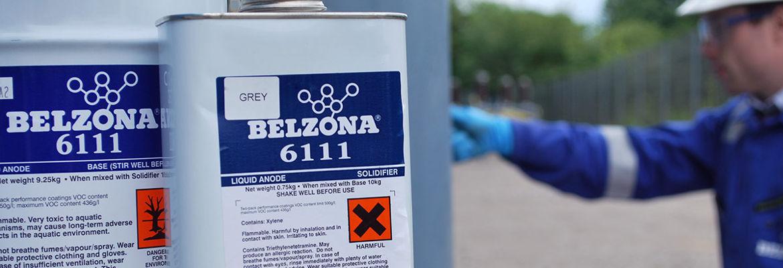BELZONA 6111 – Liquid Anode