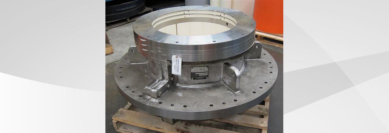 Lagare pentru axul principal de antrenare al turbinei