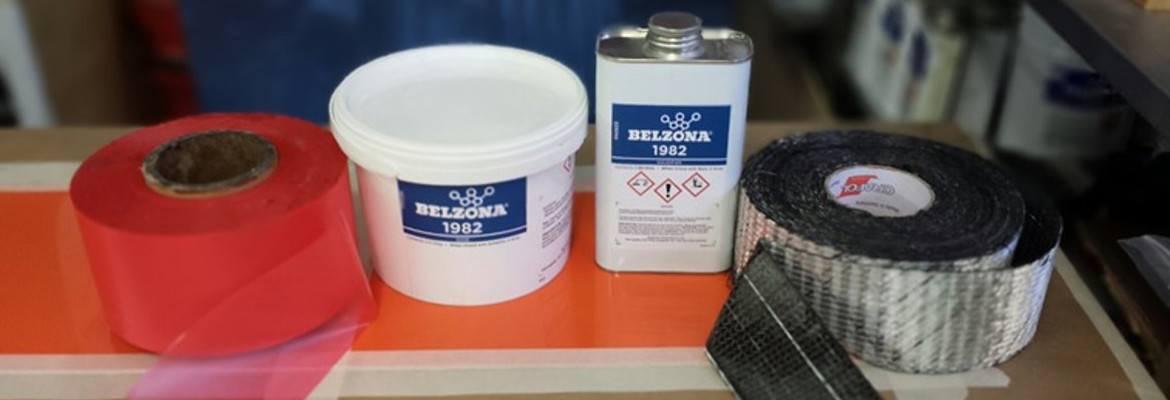 Belzona SuperWrap II