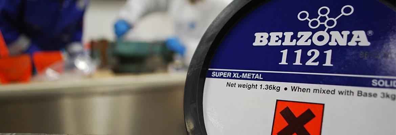 BELZONA 1121 – Super XL-Metal