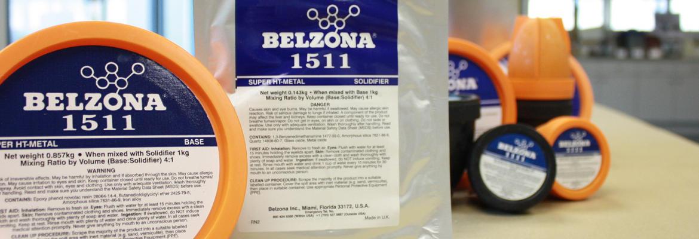 BELZONA 1511 – Ceramic R-Metal