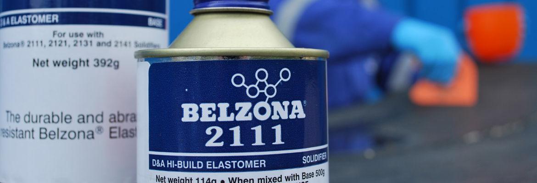 Belzona 2111 D&A Hi-Buil Elastomer
