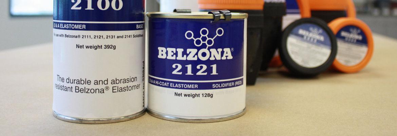 Belzona 2121 D&A Hi-Coat Elastomer