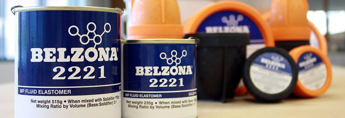 Belzona 2221 - MP Fluid Elastomer