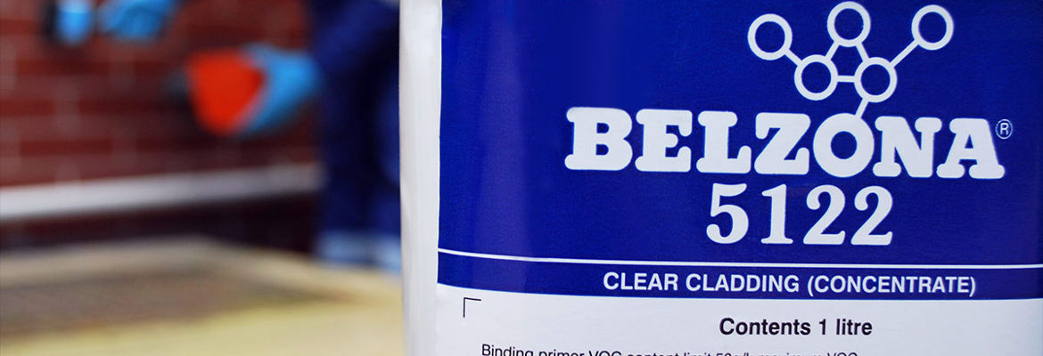 Belzona 5122 – Clear Cladding Concentrate
