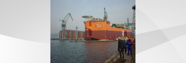 Aplicatii pe platforma marina